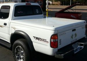 Toyota Tacoma Bed Covers In California California Camper Shell